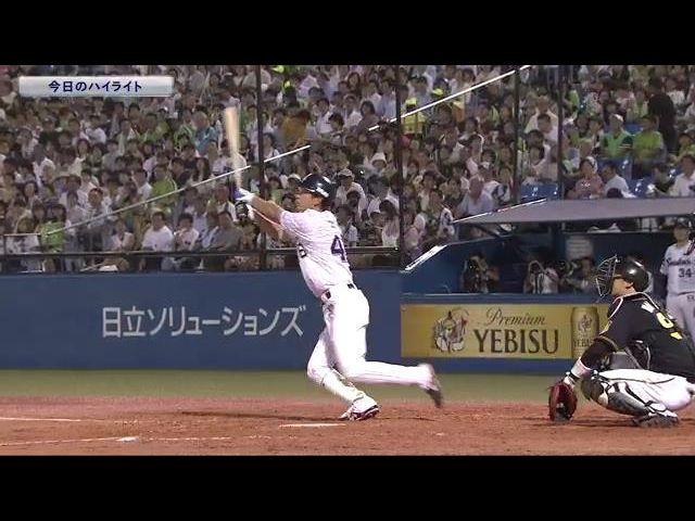 【公式戦】8月8日 対 阪神 ハイライト