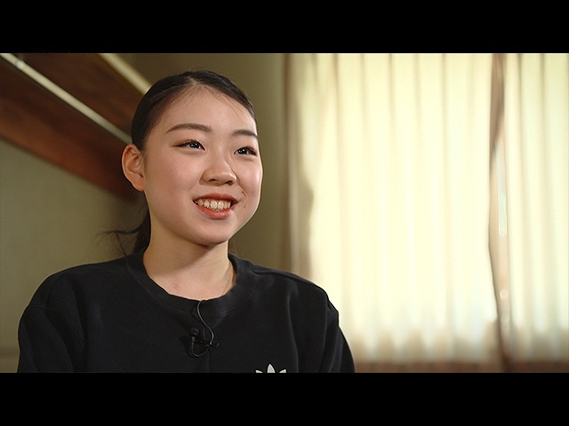 #6 紀平梨花 四大陸選手権2020 直前インタビュー