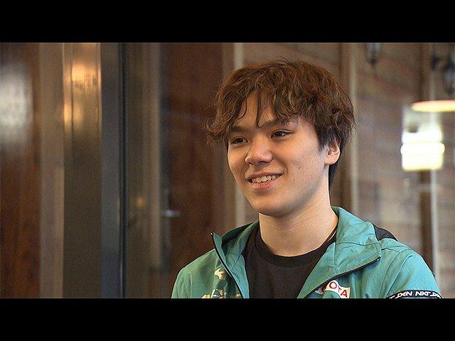 #12 宇野昌磨 世界選手権2020 直前インタビュー