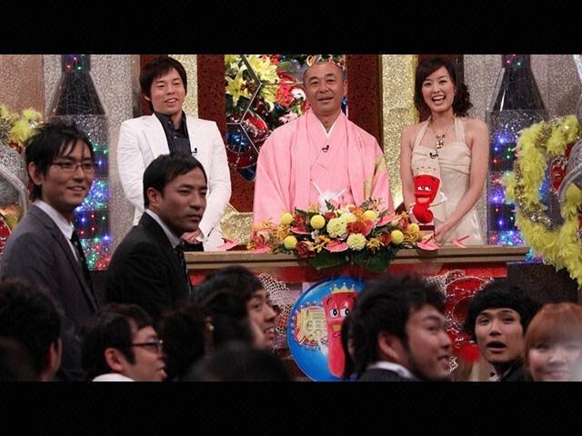 2008/12/17放送 爆笑レッドカーペット