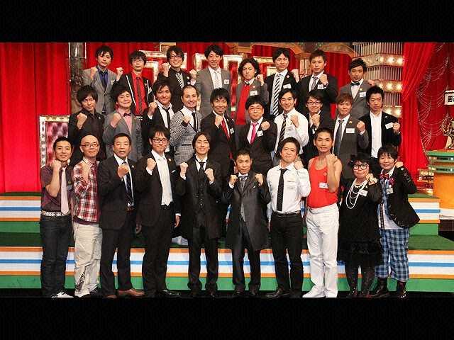 THE MANZAI 2011~年間最強漫才師決定トーナメント!…