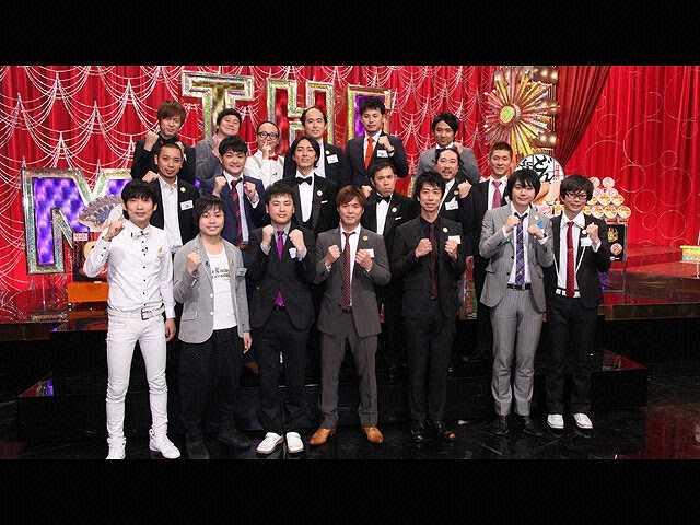 THE MANZAI 2012 ~年間最強漫才師決定トーナメント!…