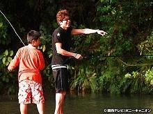 哀川翔 俺たちのキャンプ