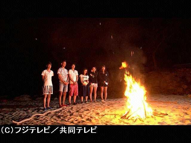 #2 2014/10/6放送 恋愛観察バラエティ 失恋島 後編
