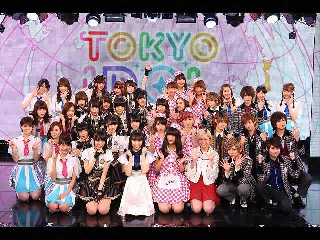 2015/4/29放送 TOKYO IDOL PROJECT 第1回