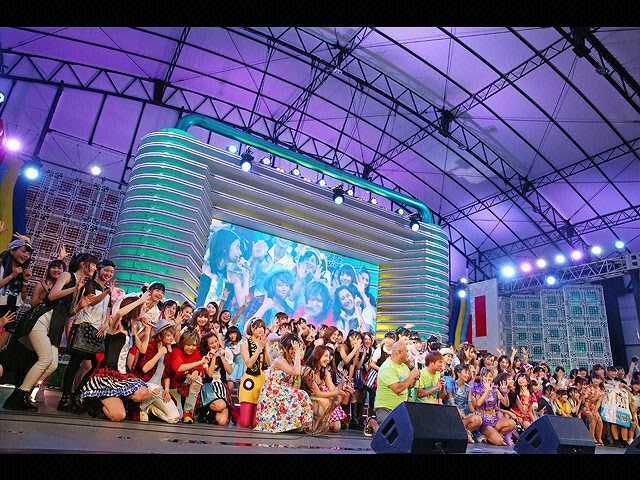 2015/8/30放送 TOKYO IDOL PROJECT 第5回