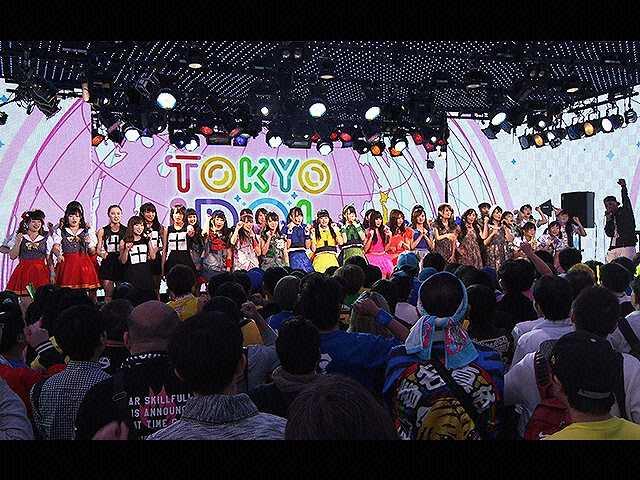 2015/12/22放送 TOKYO IDOL PROJECT 第9回