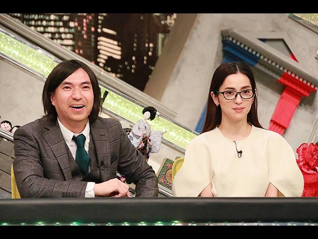 ゲスト:中村アン/ふかわりょう
