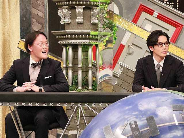 ゲスト:松下洸平/稲田直樹(アインシュタイン)