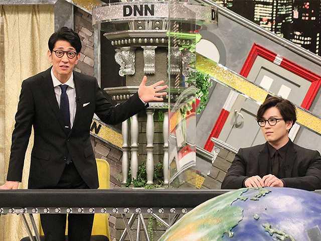 ゲスト:新田真剣佑/柴田英嗣(アンタッチャブル)