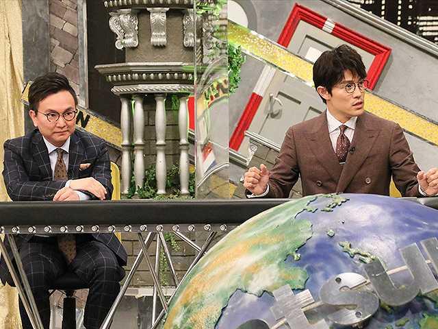 ゲスト:鈴木亮平/山内健司(かまいたち)