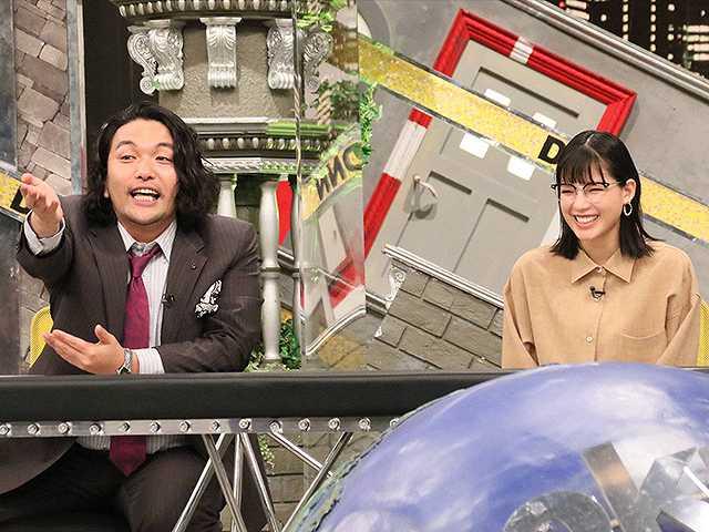 ゲスト:石井杏奈/見取り図盛山
