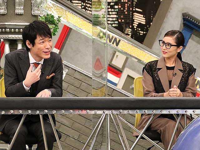 ゲスト:石川恋/川島明(麒麟)
