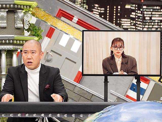 山田杏奈/ナダル(コロコロチキチキペッパーズ)