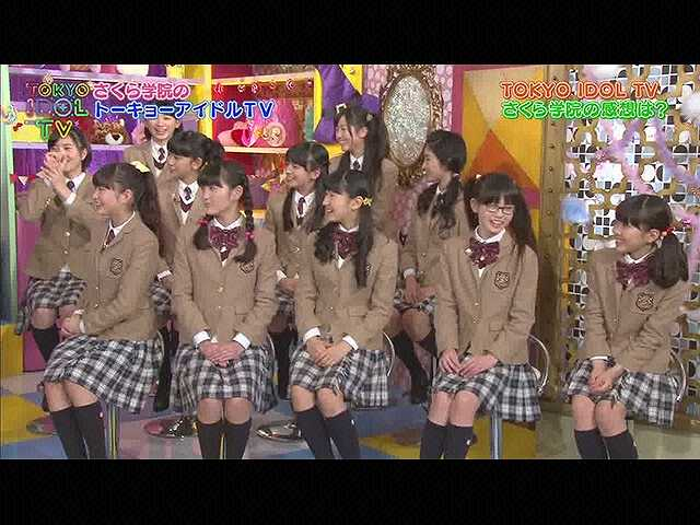 2016/2/11放送 TOKYO IDOL TV