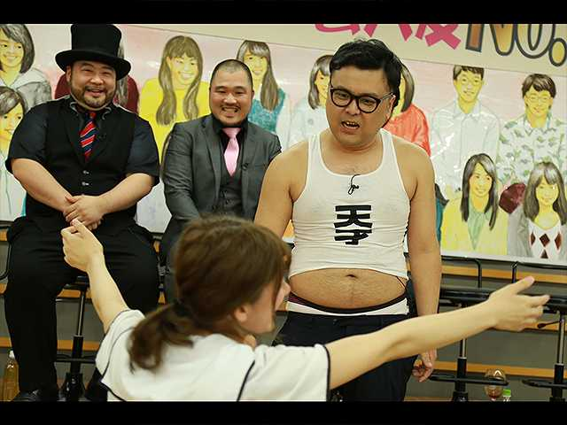 17.06.17配信 #6 第1部 「ファン対抗!芸人愛No.1 決…