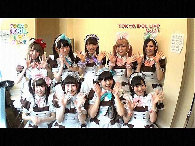 #2 2016/5/26放送 TOKYO IDOL TV NEXT 第2回