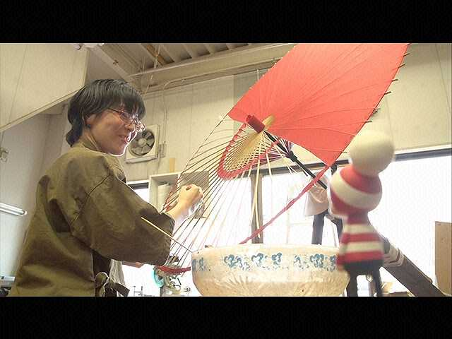 京和傘「日吉屋」