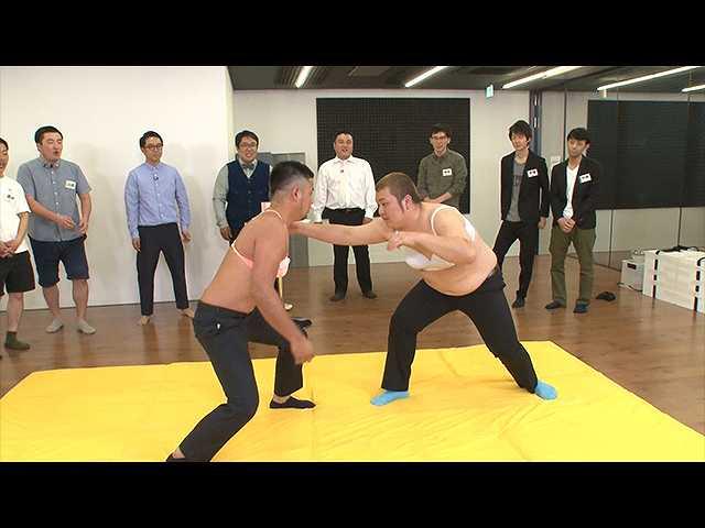 #16 矢作と山崎と体力でたたかう!