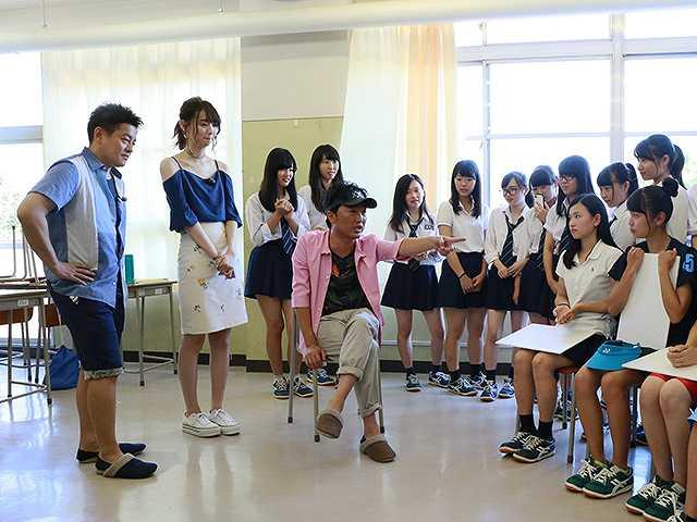 2017年7月11日配信 神奈川県立元石川高等学校