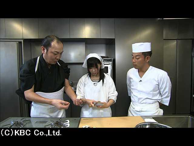#3 鶏とキノコの照り焼き丼/白菜とせせりの煮浸し/…