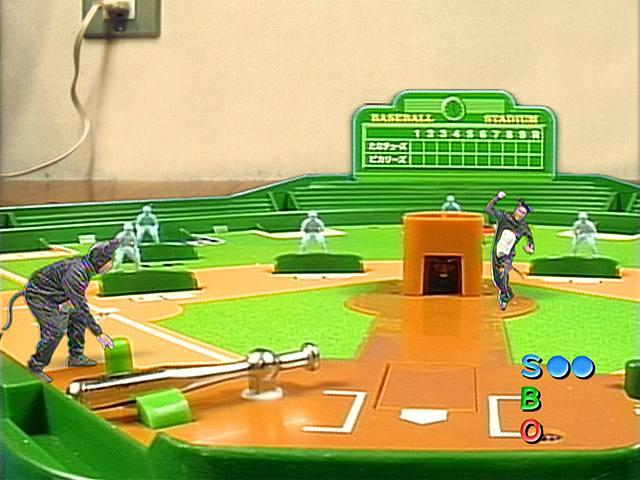 夏休みコント20選#14「野球盤」