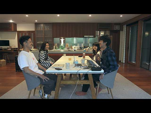 TERRACE HOUSE OPENING NEW DOORS 26th WEEK