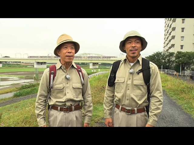 2018/8/8放送 MATSUぼっち「道端の草を食べまくる」