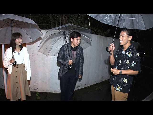 2018/8/15放送 MATSUぼっち「恐怖の心霊タクシーツア…
