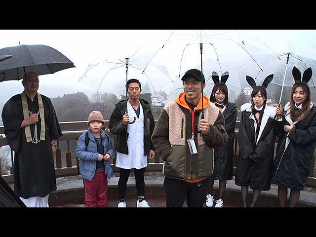2019/4/24放送 MATSUぼっち「マツはハヤブサじゃ!」