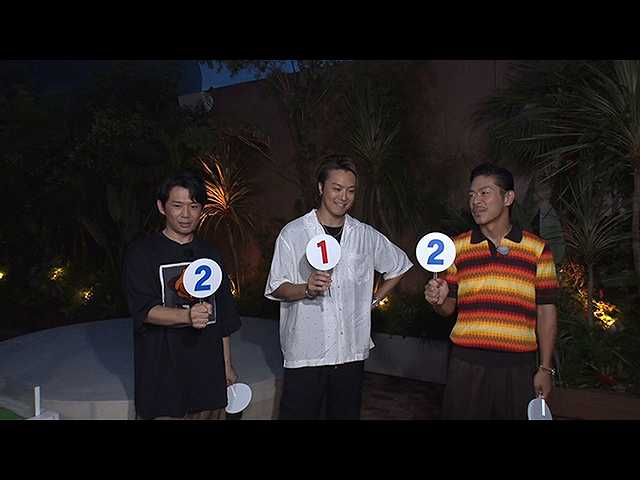 2019/9/4放送 MATSUぼっち「タカヒロと嘘とお寿司」