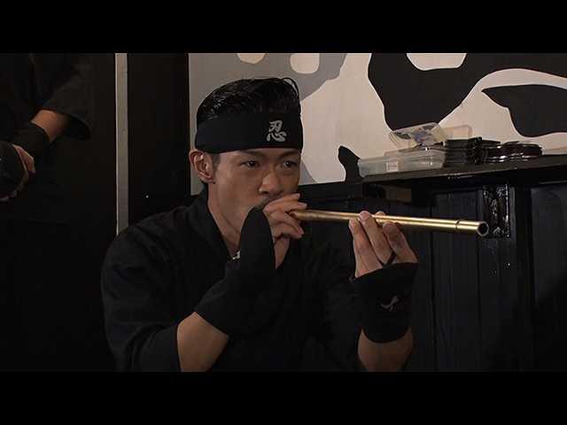 2019/11/13放送 MATSUぼっち「忍者ビジネスはボロい」