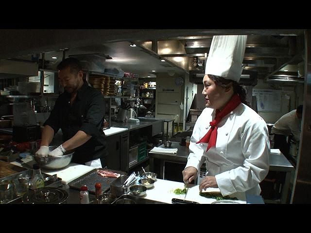#8 バービーvsラテン料理シェフとのスパイス料理対決…