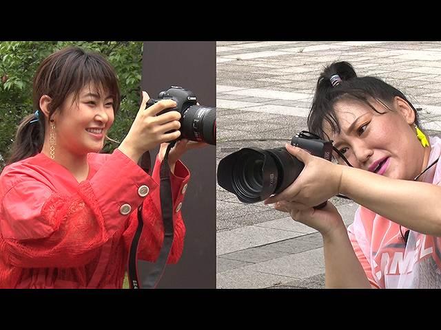 #25 カメラ女子に挑戦!フォトコンテストに応募して入…