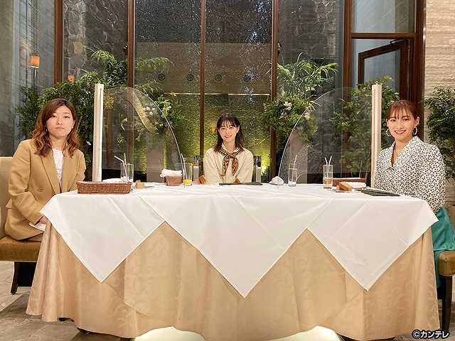 #106 中田クルミ×ヒコロヒー×西野七瀬