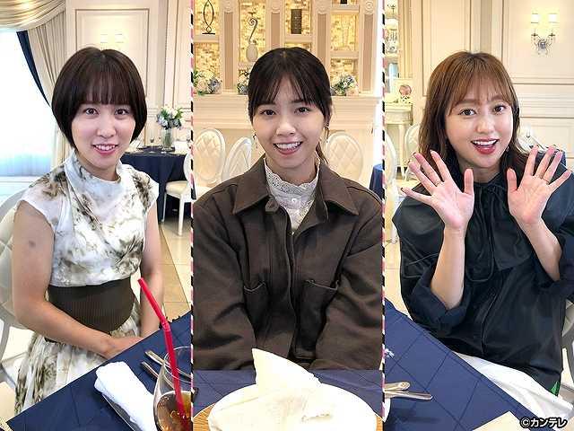 #131 平野美宇×菊地亜美×西野七瀬