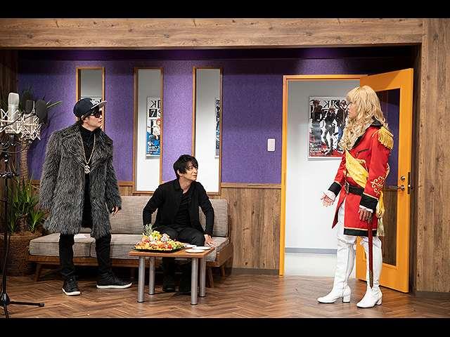 第3話 海外セレブと王子とサンプルボイス
