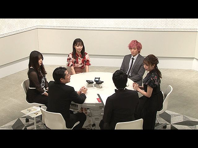 2020/2/14放送 人間性暴露カードゲーム 輪舞曲~RONDO…