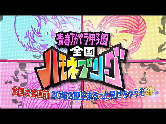 【無料】#1 2020/5/22放送 ハモネプリーグ!全国大会…