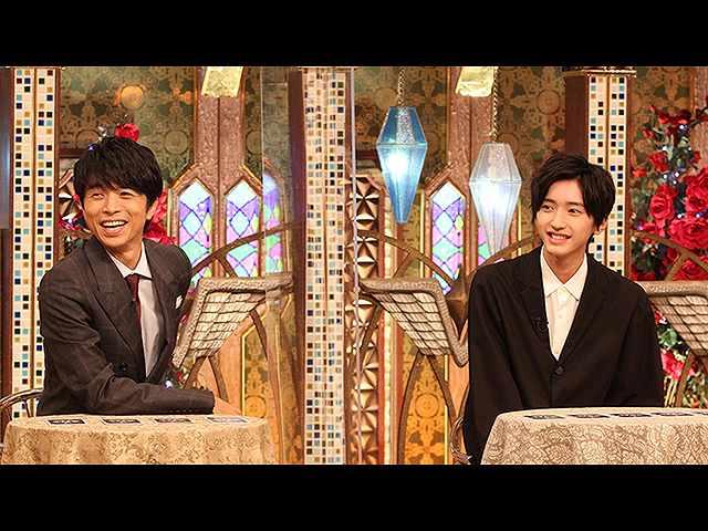 井ノ原快彦(V6)/道枝駿佑(なにわ男子/関西ジャニ…