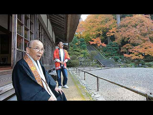 福井の秋の絶景を巡る「紅葉むすび」(2)