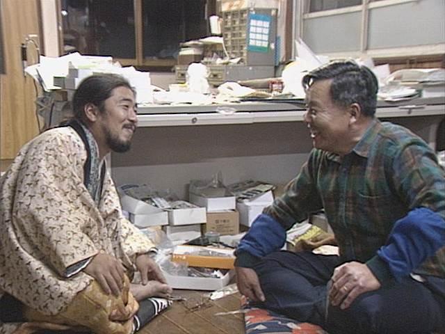 #3 「鯖江でお奉行様、町内一の息子に会う」の巻
