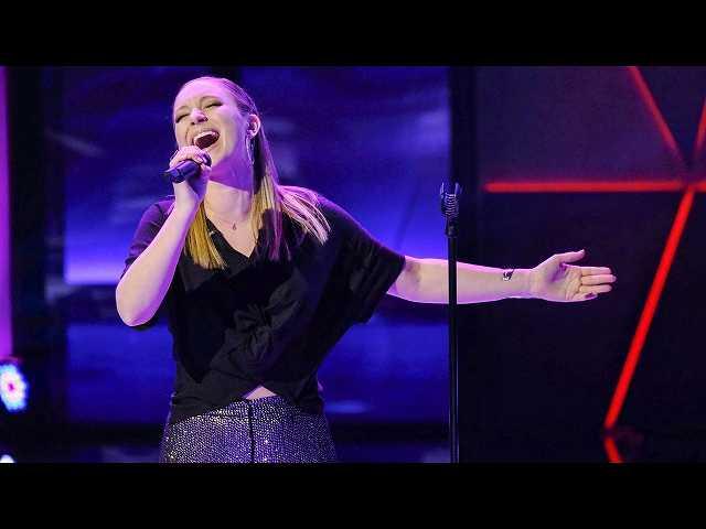 #9 5オクターブの歌声 レオナ・ルイス
