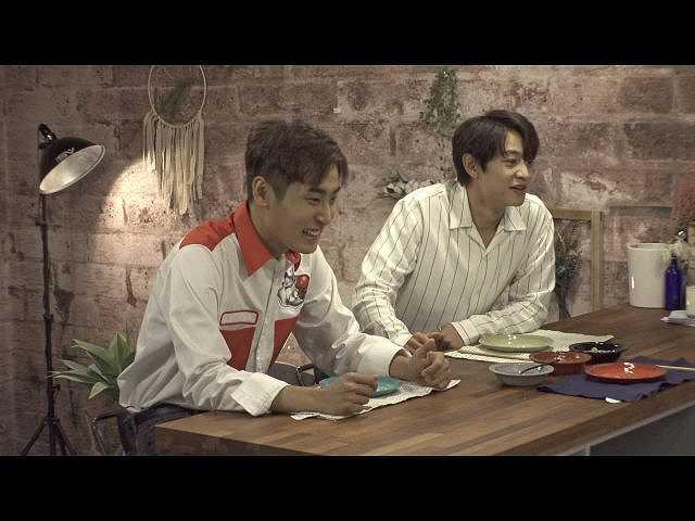 #6 ミンホ(SHINee)&パク・ジェジョン