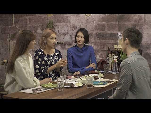 #7 イ・ヒョニ&ソン・ヘナ&キム・ジンギョン