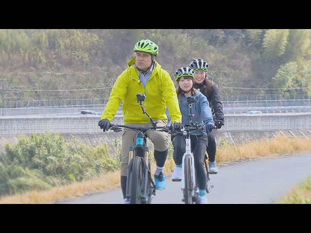 楽チン!爽快!!e-BikeでGO!!!~伊豆の絶景自転車…