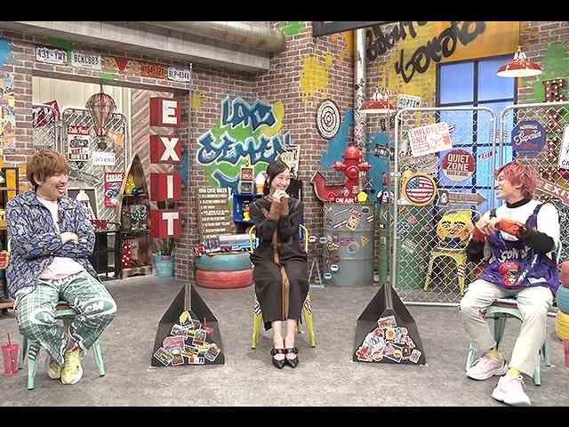 #2 松井玲奈からの質問にEXITがぶっちゃけトーク!