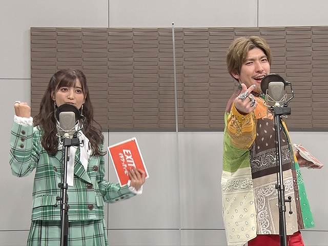 #7 ヴァンゆんがEXITとテレビ初共演!