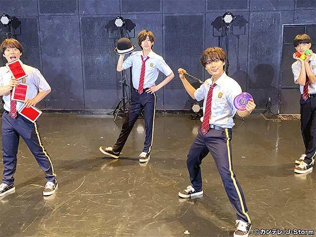 #35 なにわイケメン学園~目指せ!ステージ映え男子 …