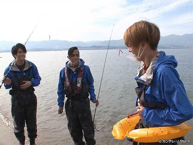 "#50 Aぇ! 男塾~男たるもの巨大魚を釣り上げて""もっ…"